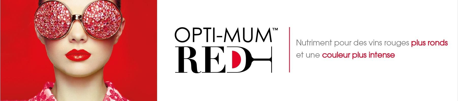 Opti-mum Red